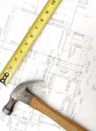 Detailed Floorplan measure